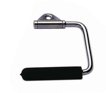 Troy Barbell Revolving Stirrup Handle with Rubber Grip